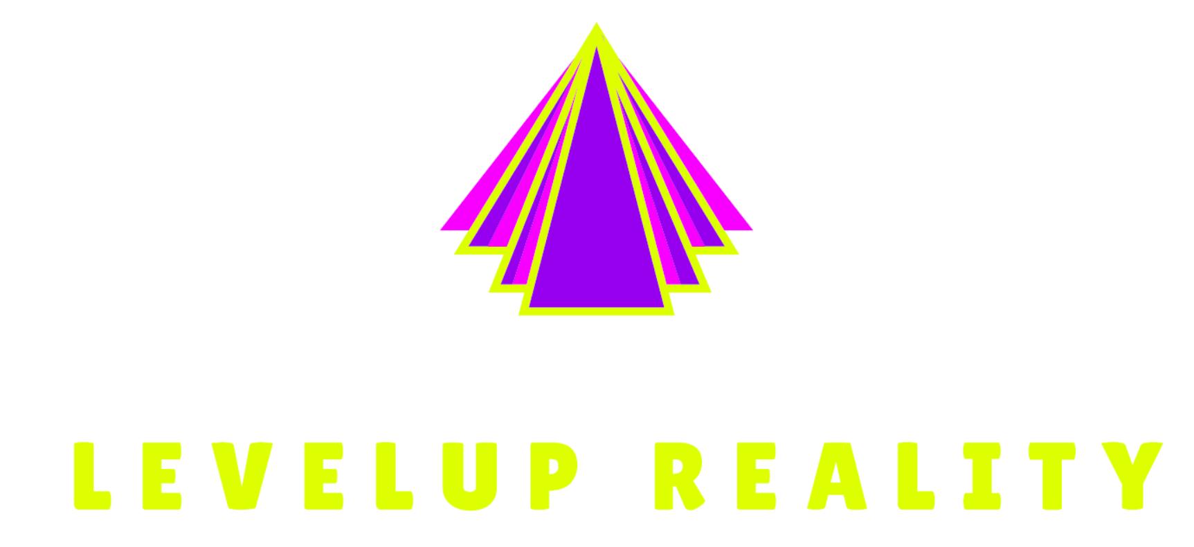Levelup Reality Logo Transparent Logos Gaming Logos Reality