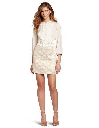 Kensie Women's Brocade Dress: Clothing