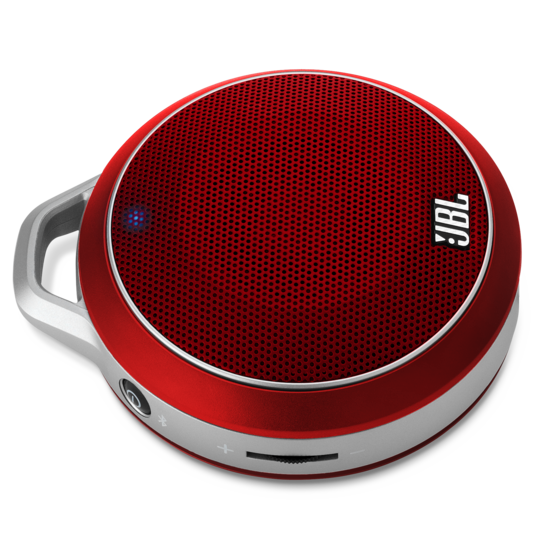 JBL Micro Wireless Portable Speaker - An ultra-portable Bluetooth speaker  designed with a bass port. Connect any of your devices with this speaker  via ... d27c1d254acfb