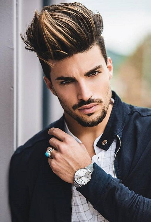 25 Trendy Haircuts Ideas For Mens 2018 Trendy Mens