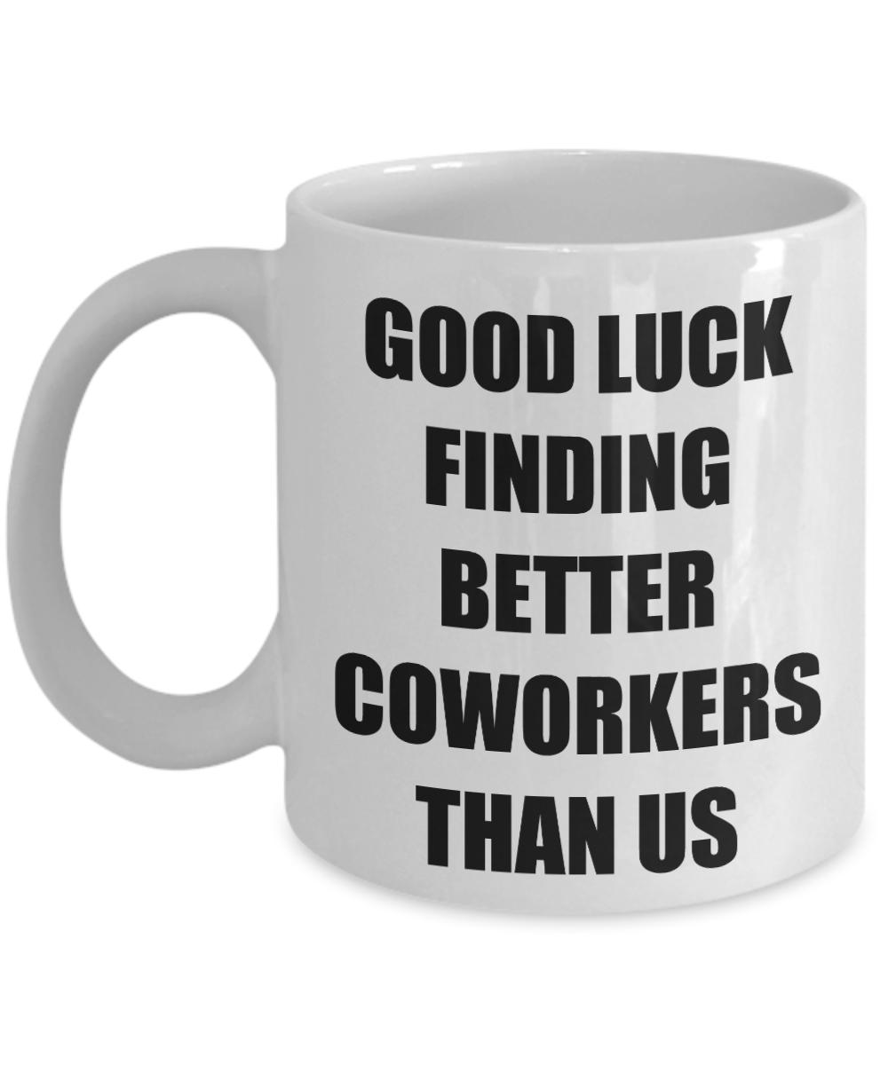 Wampumtuk I Love Meetings Job 11 Ounces Funny Coffee Mug Office