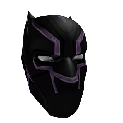 Roblox Commando Frog Black Panther Mask Roblox Black Panther Roblox Panther