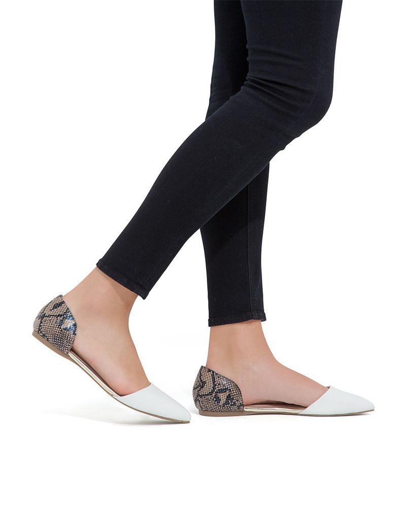 Karina d'orsay flat #ShoeMint #shoes