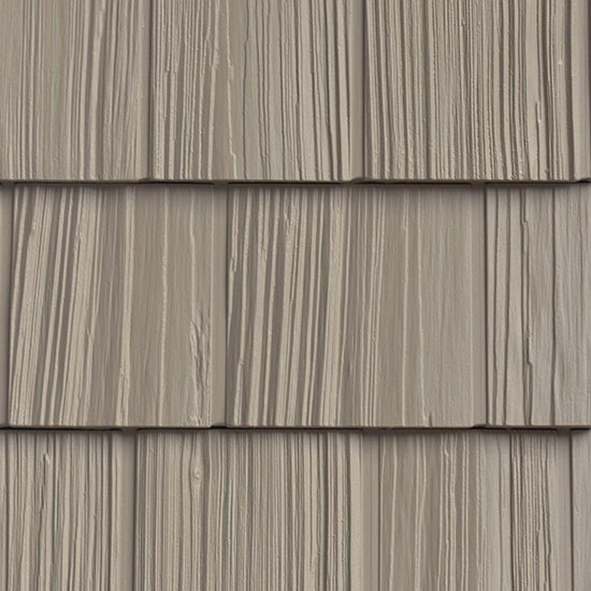 10 Inch W X 62 1 2 Inch L Exposure Vinyl Staggered Shakes 23 Panels Ctn 100 Sq Feet Vinyl Siding Vinyl Shake Siding Shake Siding