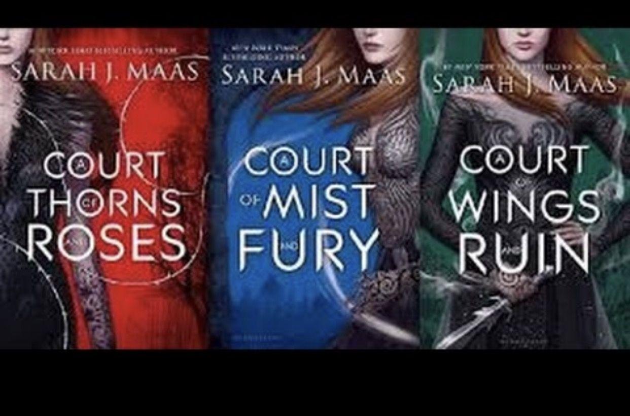 Sarah J Maas A Court Of Thorns And Roses Bk 1 3 Boeken Maas