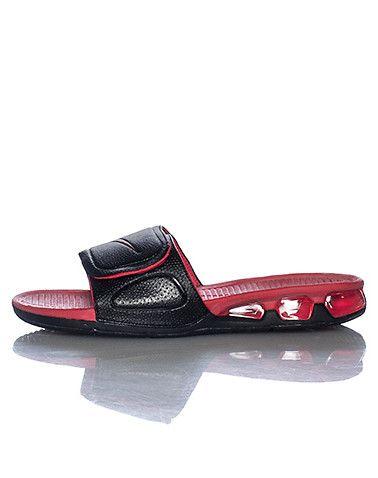 nike men's sandal velcro strap closure signature nike