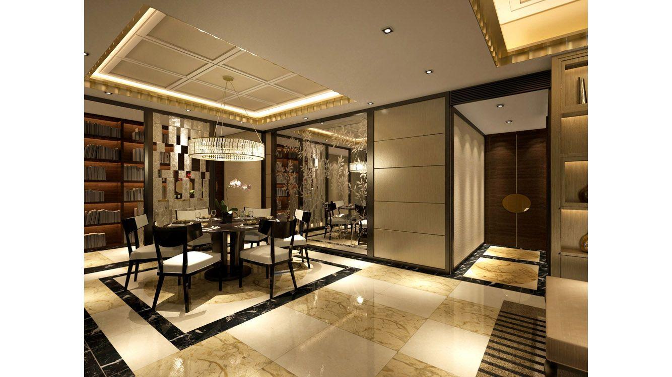 Service apartment design - Peninsula | Apartment design ...