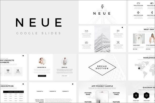 Fabulous Photo Realistic Google Slides Themes Bundle