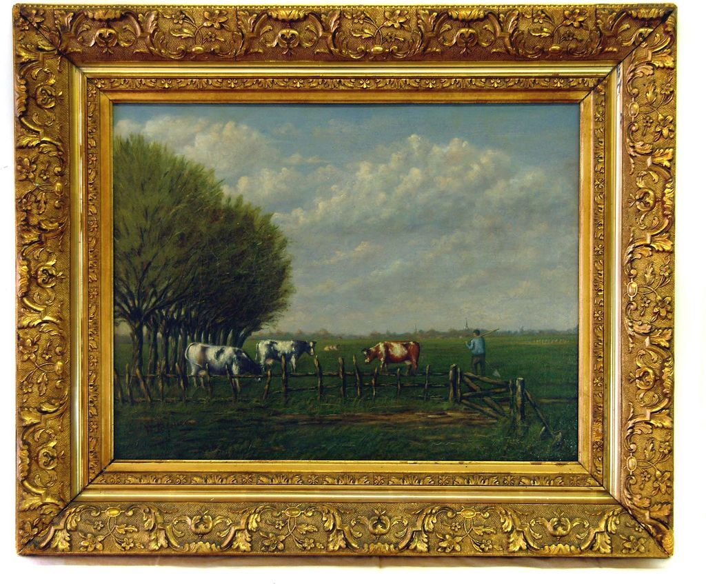 gold framed painting | 01x20Originalx2019thx20Cx20Oilx203000.1L.jpg ...