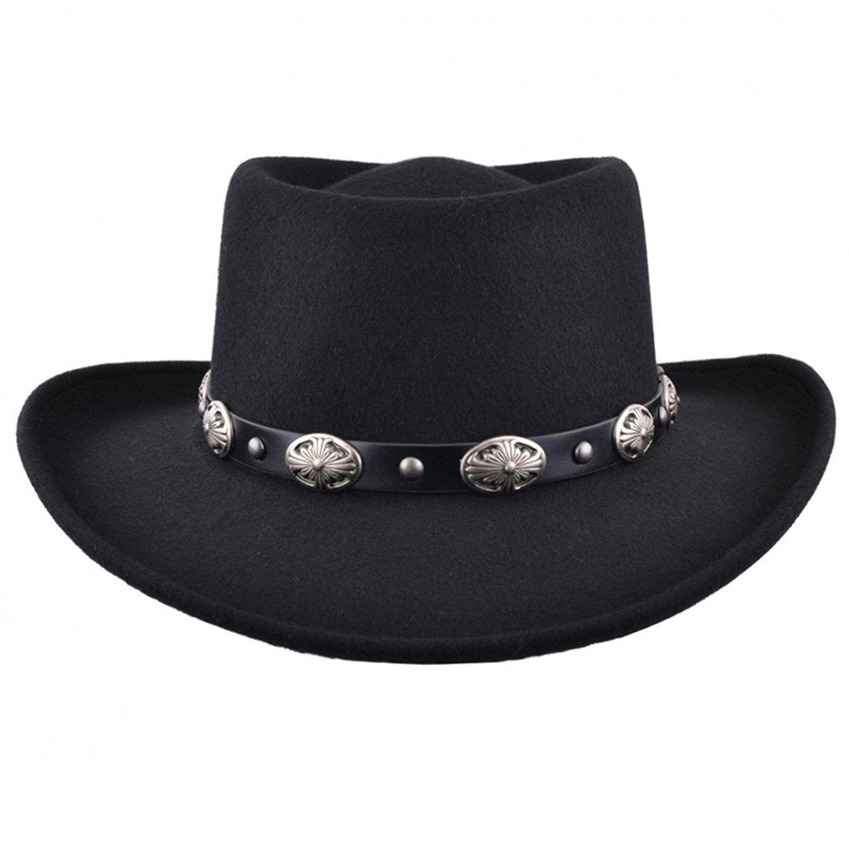 20b7ed265 Hats & Caps, Men's Hats & Caps, Cowboy Hats, Crushable Wool Felt ...