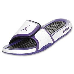 ad526d30156d Purple Jordan Slides.