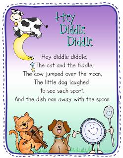 Nursery Rhyme Fun Rhymes