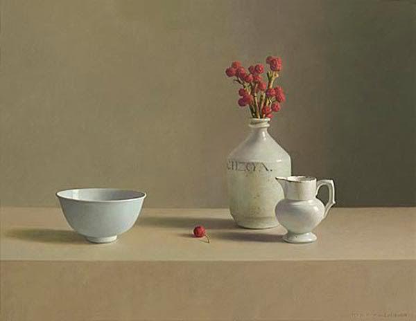 Dutch artist - Henk Helmantel.   Underpaintings: Random Inspiration: Henk Helmantel (b. 1945) Part I