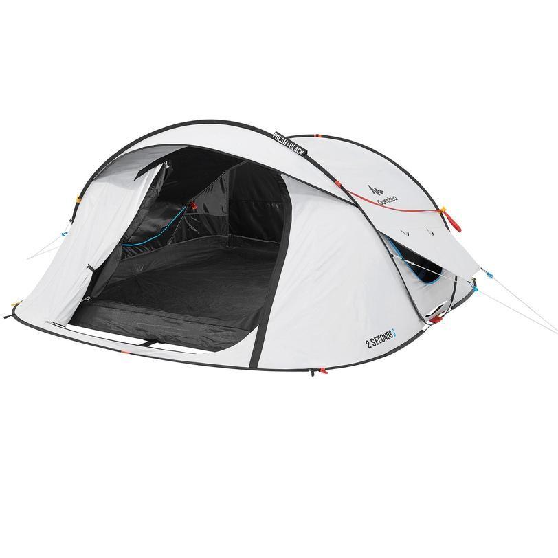 Epingle Sur Camping En Tente