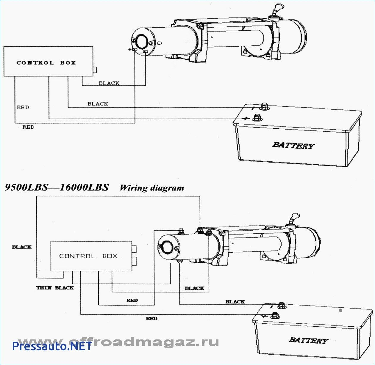 Warn A2000 Winch Wiring Diagram Best Of In 2020 Atv Winch Winch Atv