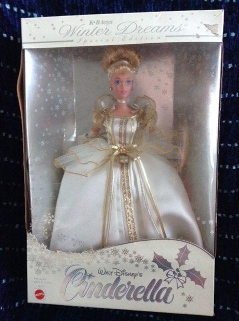 New In Box KB Cinderella Winter Dreams Special Edition