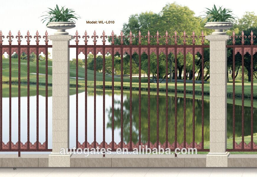 Boundary Wall With Grill Google Search Sikka Landscape