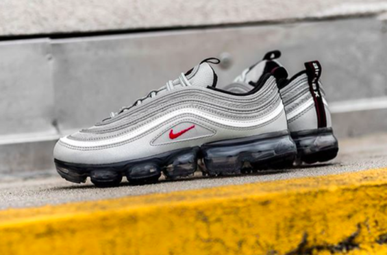 e9eba1f68b47f4 Nike Air VaporMax 97 Silver Bullet Dropping Stateside Next Month The brand  new and hybrid Nike