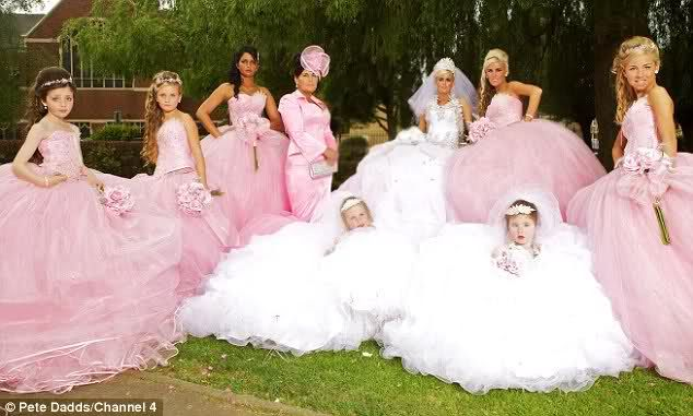 My Fat Gypsy Wedding Is A Very Sad Commentary To Me Though Sorry