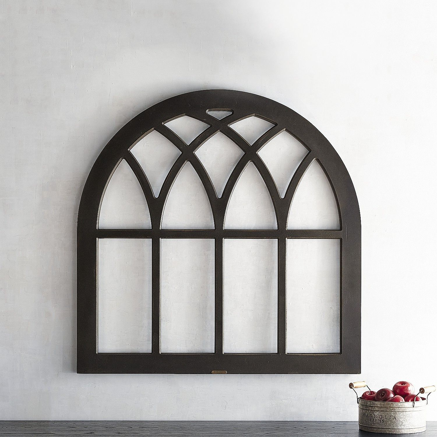 Magnolia Home Cathedral Window Frame Wall Decor Frame Wall Decor