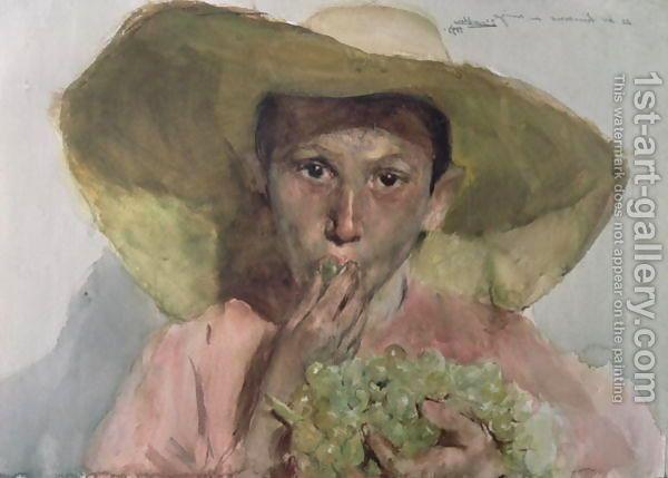 Joaquin Sorolla y Bastida c1890