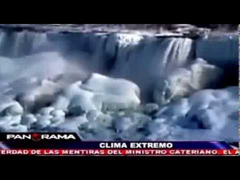 "Ya esta aqui el Futuro ""Desastres Climaticos a escala Global"""