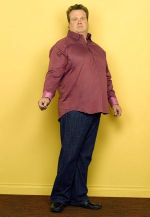 cam from modern family the stance the hand the look everything