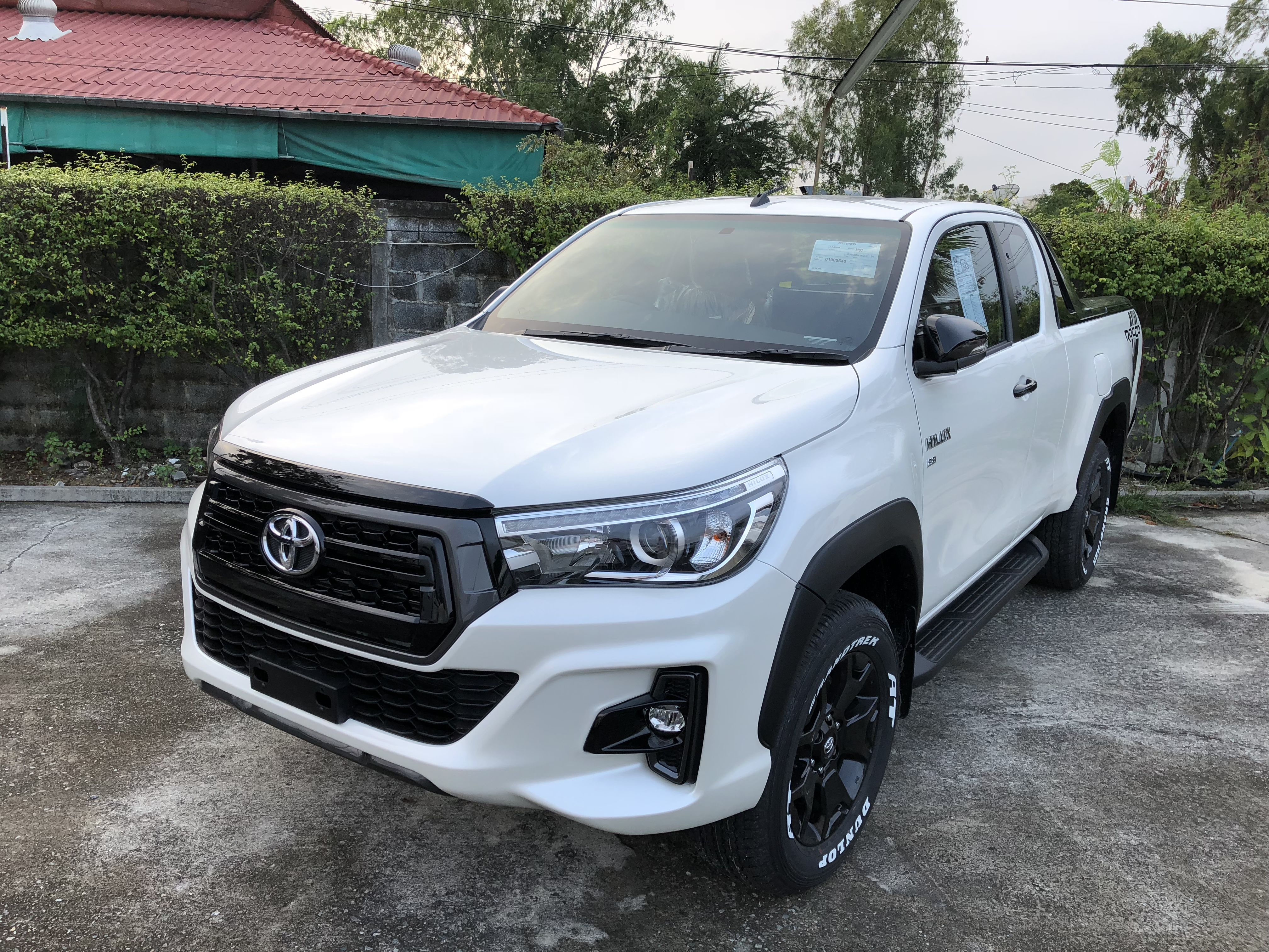 2018 Toyota Hilux Rocco 2 8 Extra Cab Toyotahilux Hiluxrevo Rocco Toyota Hilux Toyota Toyota Cars