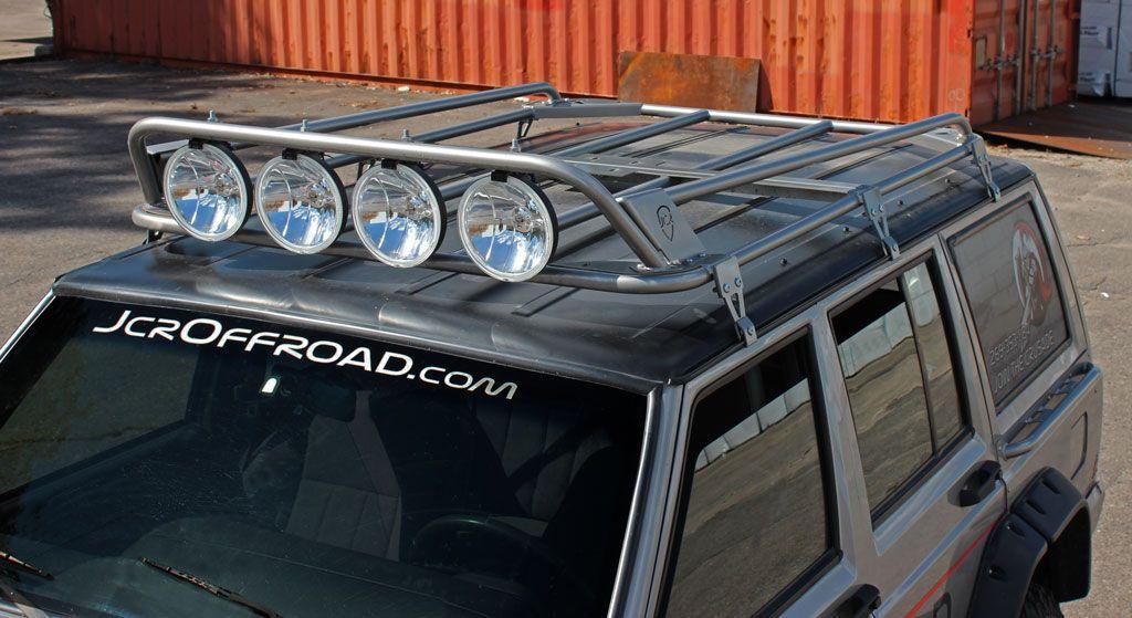 Prerunner Roof Rack Xj Cherokee Jcroffroad Inc Roof Rack