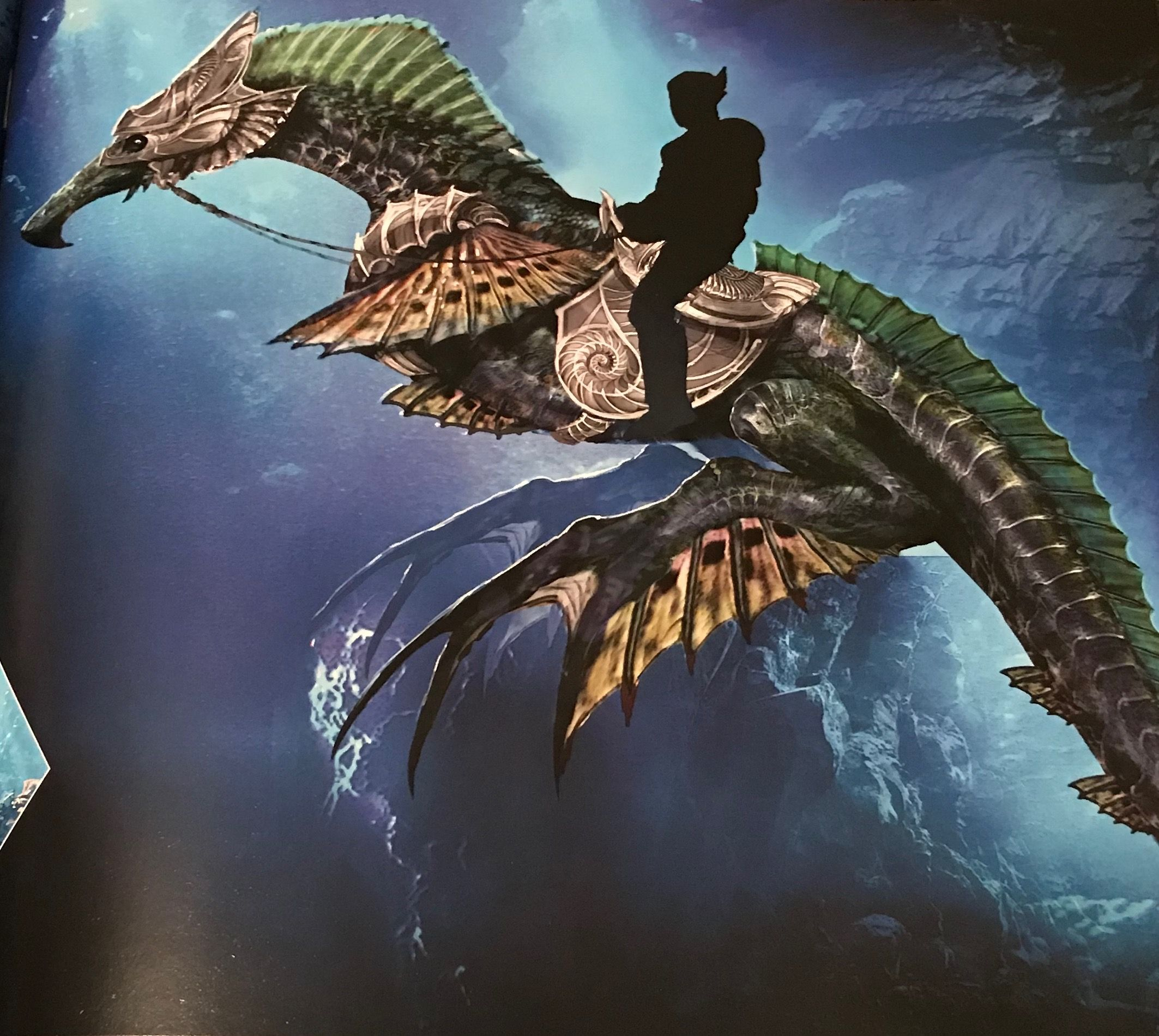 Concept Art Aquaman Movie Kraken