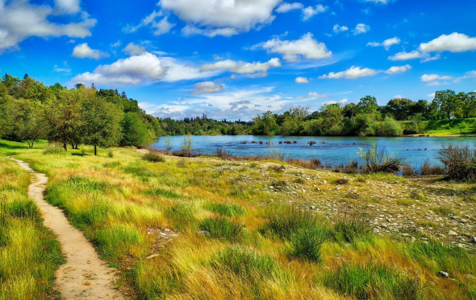 American river parkway jeff driscoll nature preserve