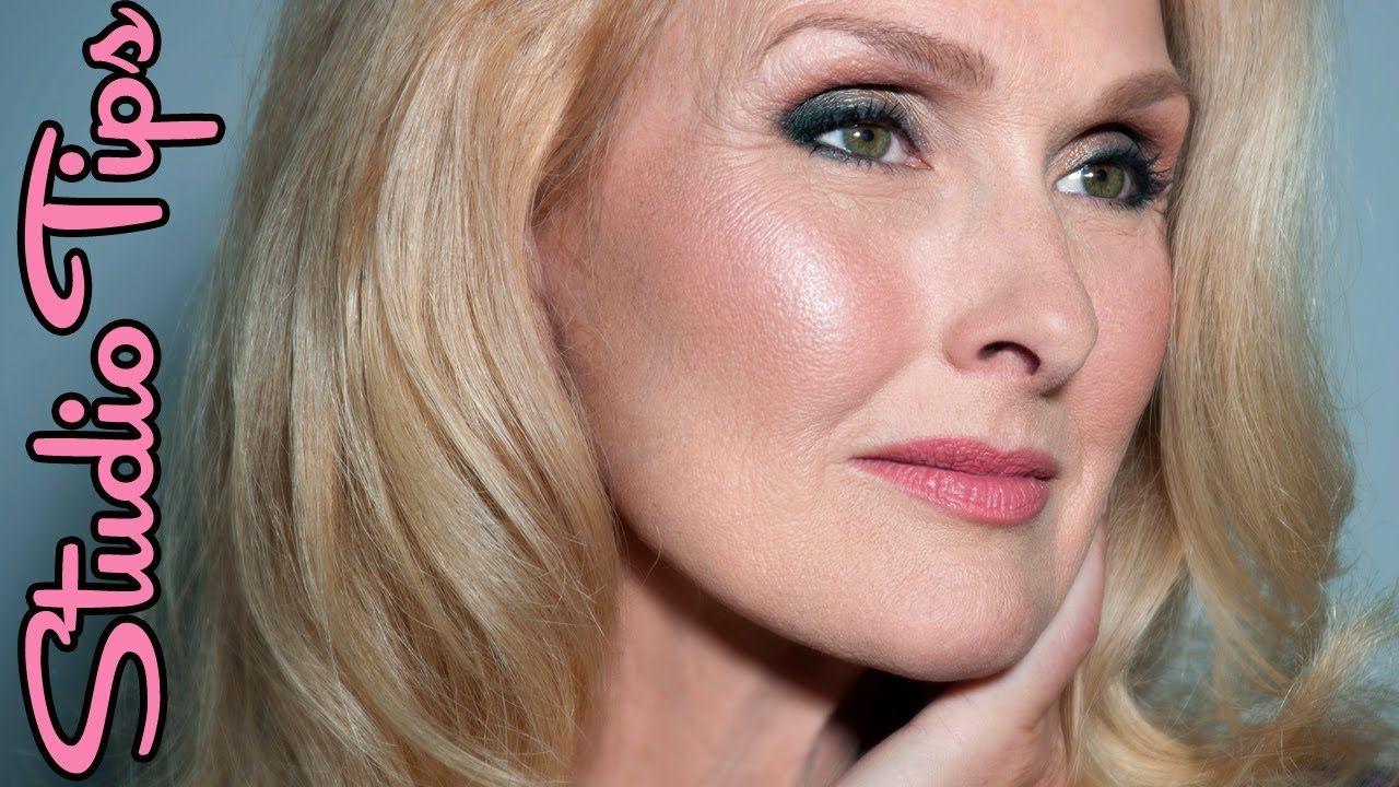 50 and Fabulous Makeup! Cinema Secrets Foundation & no