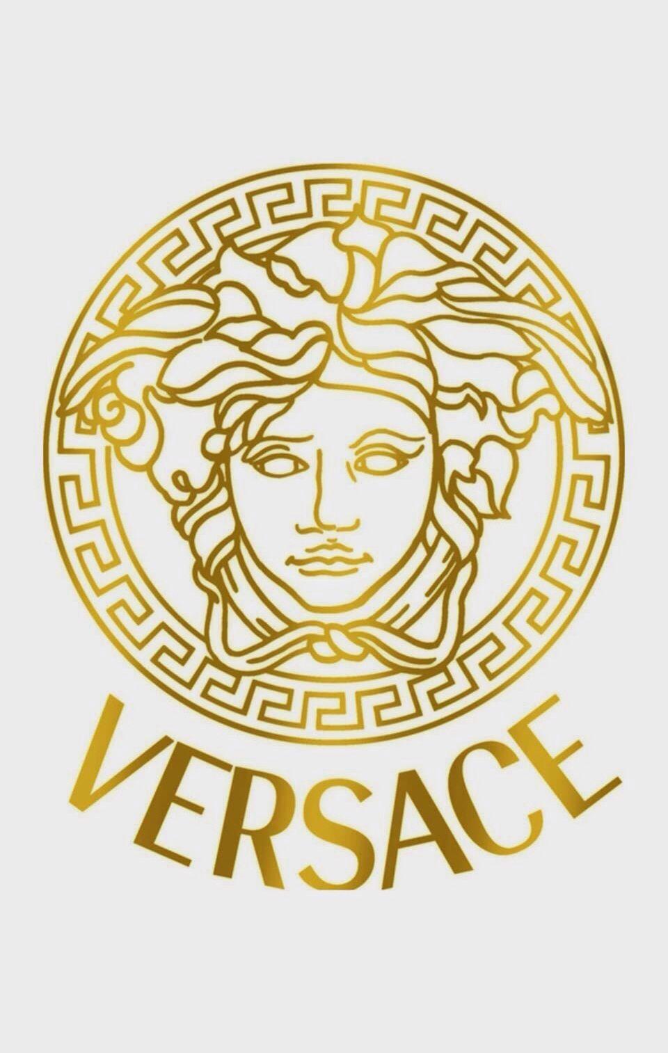 b9133b5809 Versage | art | Logos de moda, Logo versace, Versace