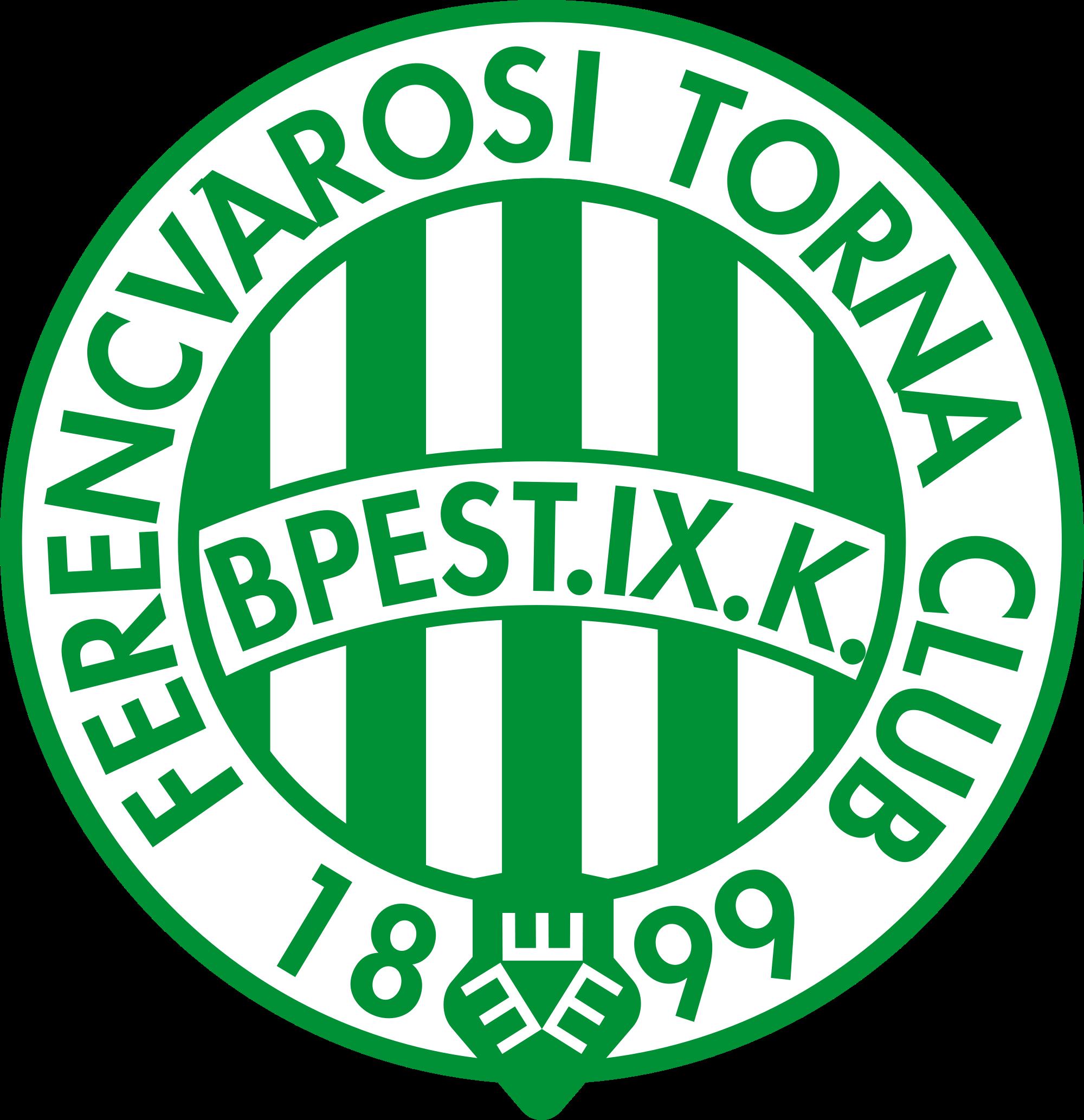 Ferencváros TC, Boedapest, Hongarije. | Voetbalclubs ...