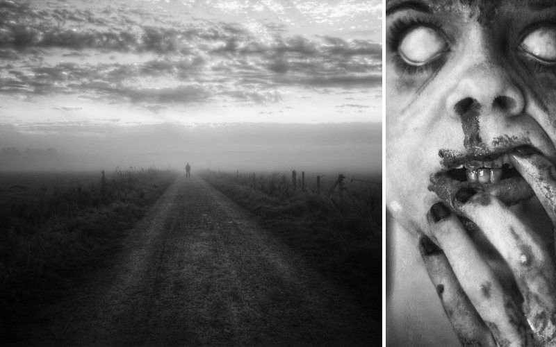 10 Most Terrifying Haunted Roads In Texas   Places to visit