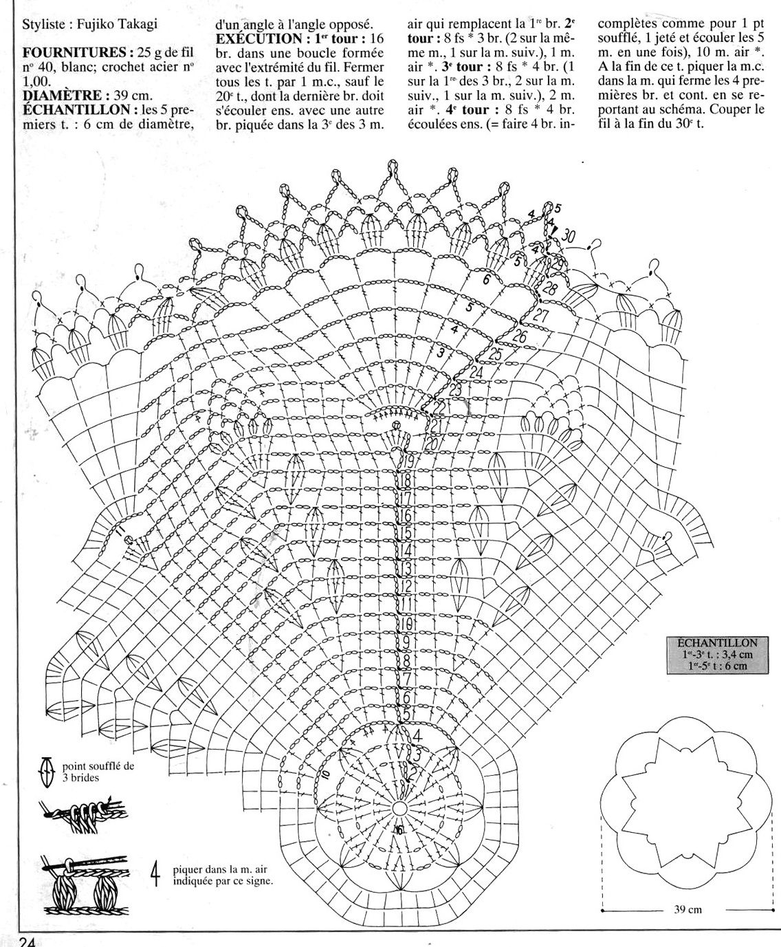 13 Blondas Pinterest Crochet Doilies And Doily Diagram Patrones 2 Patterns Pin Patternscrochet Chartcrochet
