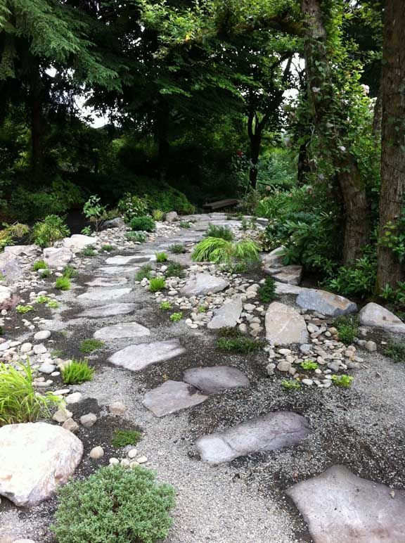 Pacific Northwest Rock Garden