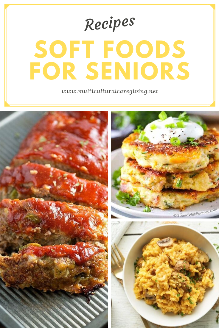 Soft Foods for Seniors Exciting Recipes that Taste Great