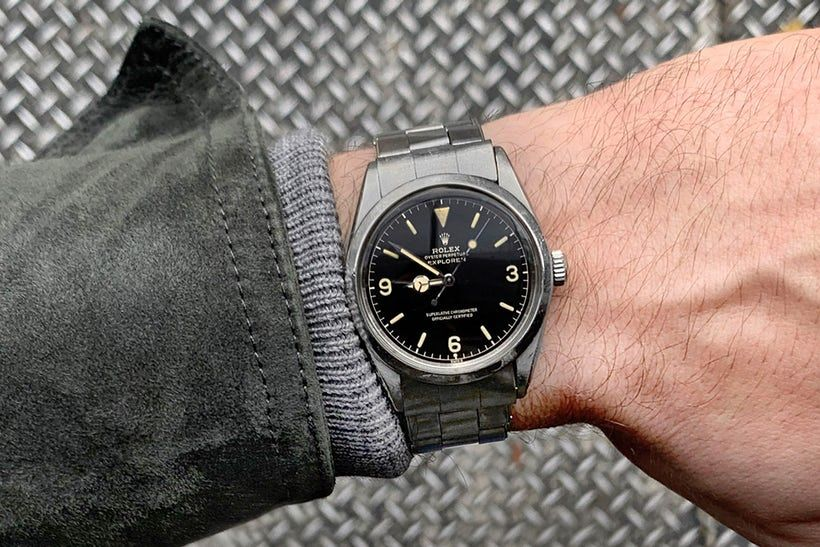 Year In Review: The Watch I Wore Most In 2018, By Members Of The HODINKEE Team #rolexexplorer