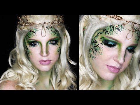 9 Halloween Makeup Tutorials If You Want A Challenge