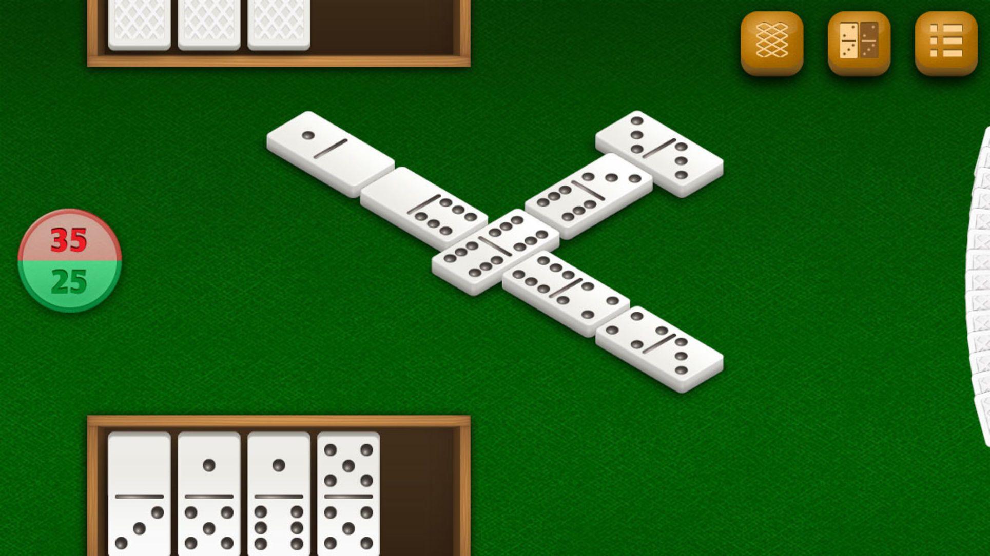 Dominos FamilyEntertainmentappsios Game, Điện thoại