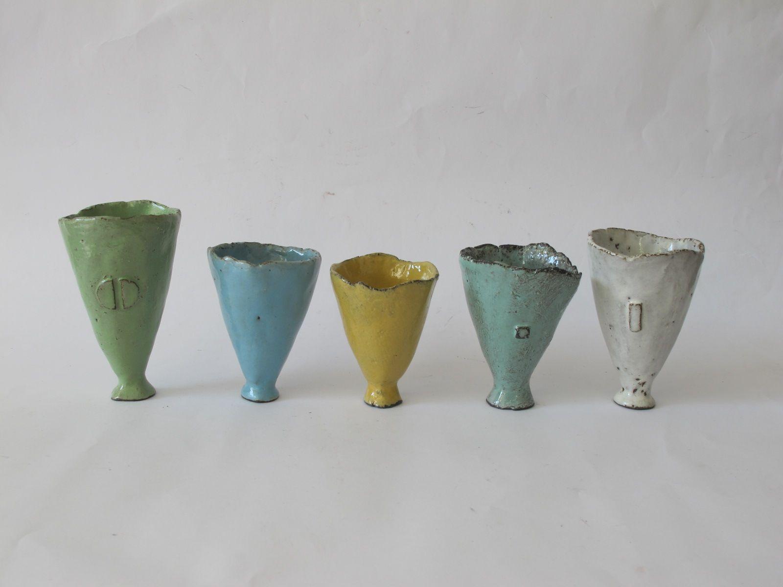 sweet...Pinch pots from the SJOE! range
