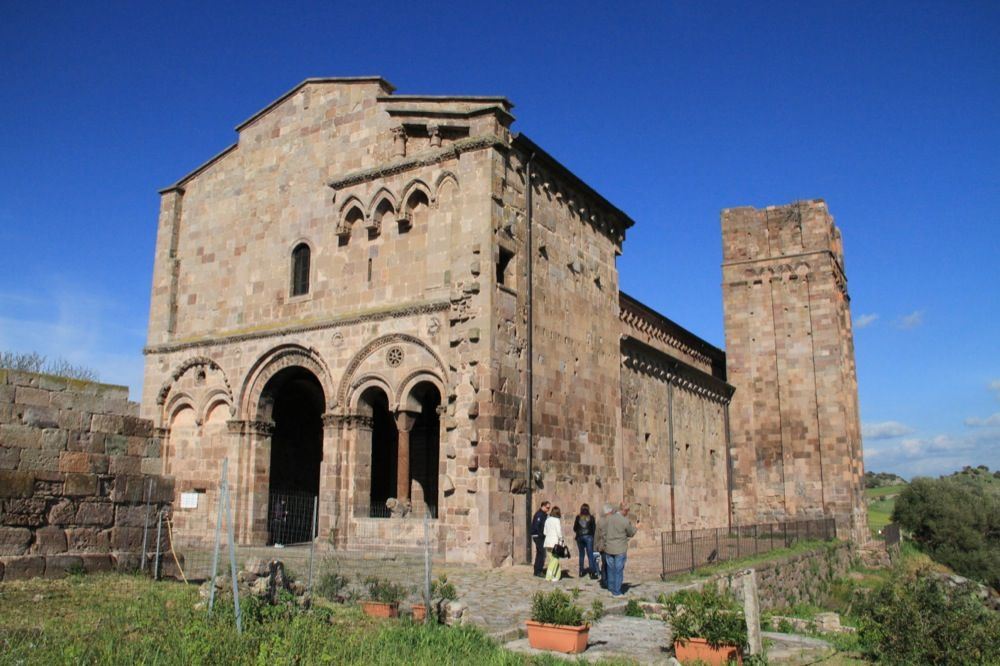 Sardegna nella storia, Sant'Antioco di Bisarcio www.sardegnapleinair.it