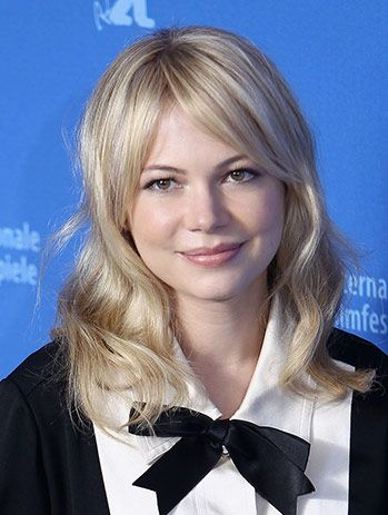 Michelle Williams Long Hair Hair Style And Tips Pinterest