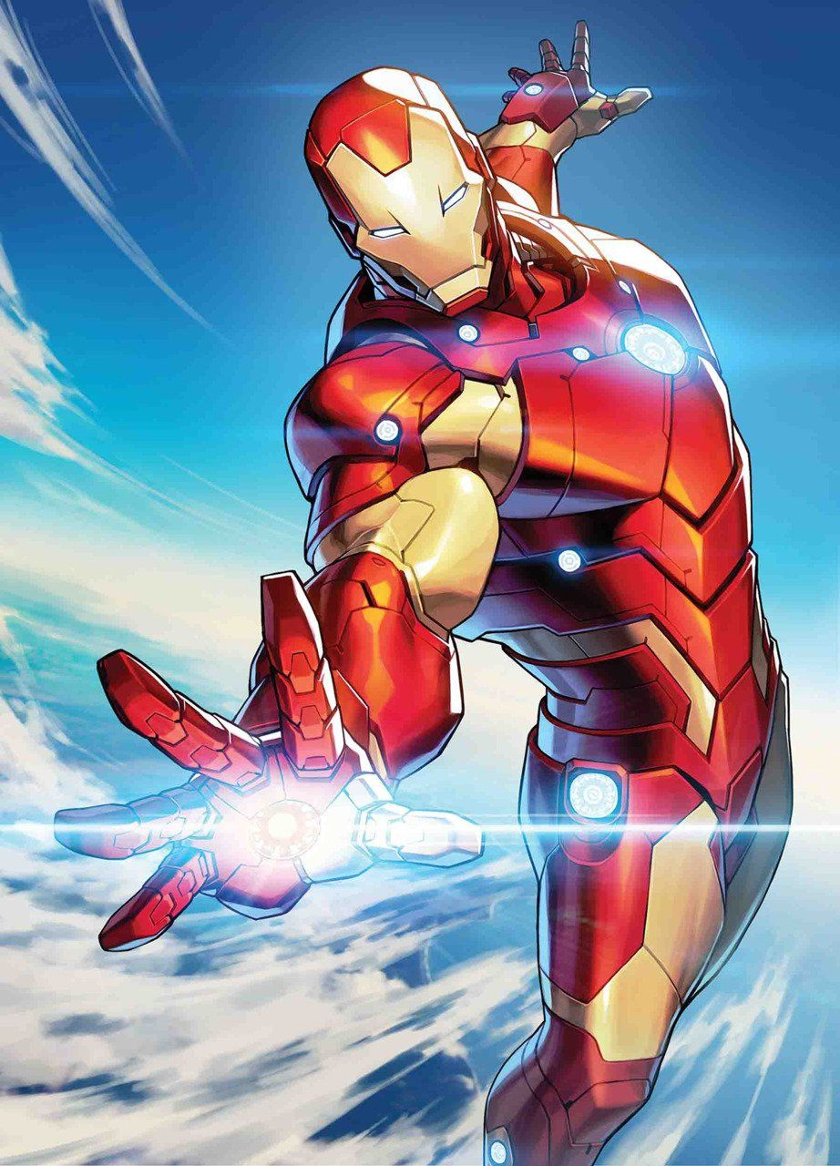 Tony Stark Iron Man 5 Variant Iron Man Comic Art Iron Man Art Iron Man Comic
