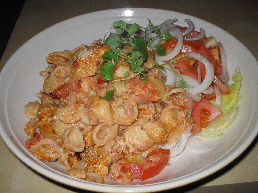 Tonnikala-pasta