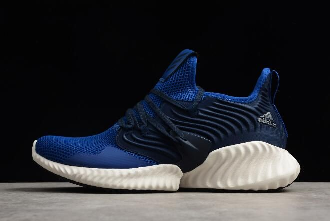 5c44c45b6 adidas Alphabounce Instinct CC M Blue Navy-White Running Shoes D97282