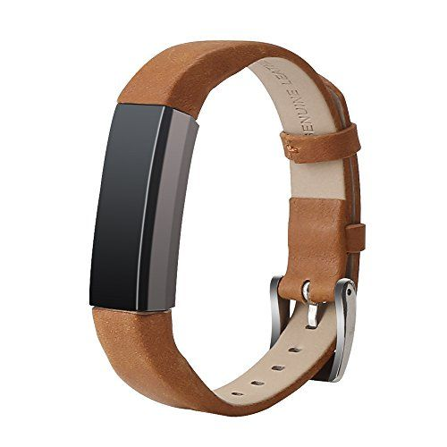 Replace Fitbit Alta Leather Bands for Fitbit Alta Smart Watch camel * Read more reviews of the product by visiting the link on the image.