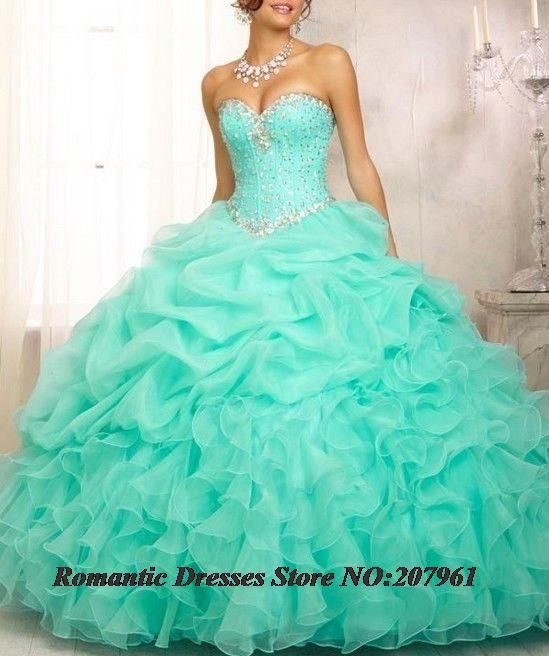 Find More Quinceanera Dresses Information about In stock 2015 Organza Ruffled lime green Quinceanera Dresses for 15 years With Beaded Sweetheart Ball Gown Vestidos De 15 Anos,High Quality dress cardigan,China quinceanera dresses under 100 Suppliers, Cheap quinceanera dresses cheap from Romantic bride wedding dress Suzhou Co., Ltd. on Aliexpress.com