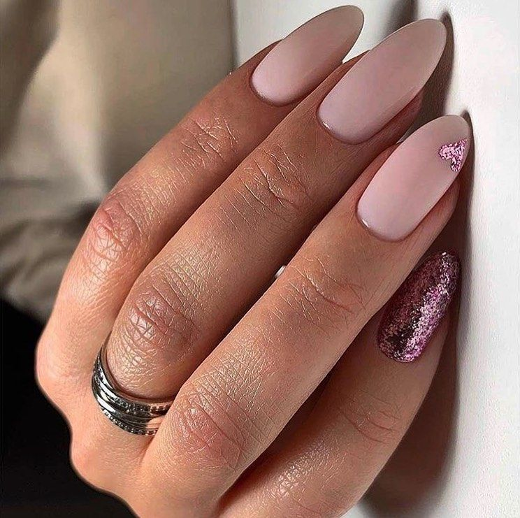 Love the color! | French nails, Nails, Nails tumblr